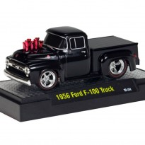 Imagem - Ford: F-100 Truck (1956) - Ground Pounders - 1:64 - M2 Machines