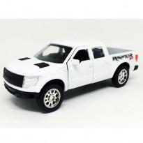 Imagem - Ford: F-150 Svt Raptor (2011) - Branco - Just Trucks - 1:32 - Jada