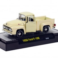 Imagem - Ford: F-100 (1956) - Auto Trucks - Creme - 1:64 - M2 Machines