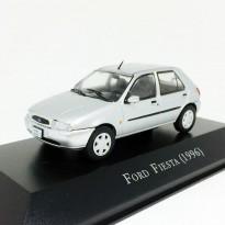 Imagem - Ford: Fiesta (1996) - Prata - 1:43 - Ixo