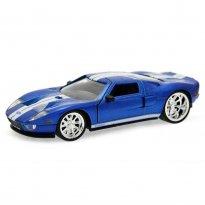Imagem - Ford: GT (2005) Velozes e Furiosos - Azul - 1:32 - Jada