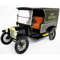 Imagem - Ford: Model T (1913) UPS - Nº 1 - Preto - 1:18 - Norscot