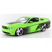 Imagem - Ford: Mustang GT (2011) - Verde - AllStars - 1:24 - Maisto