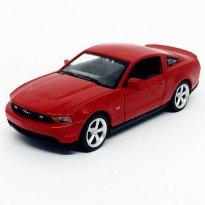 Imagem - Ford: Mustang GT - C/ Luz e Som - Vermelho - California Action - 1:32 - California Toys