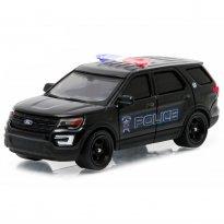 Imagem - Ford: Police Interceptor Utility (2016) - Polícia - Hot Pursuit - Série 20 - 1:64 - Greenlight