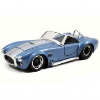 Imagem - Ford: Shelby Cobra 427 S/C (1965) - Azul - 1:24 - Jada