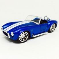 Imagem - Ford: Shelby Cobra 427 S/C (1965) - Azul - Bigtime Muscle - 1:32 - Jada