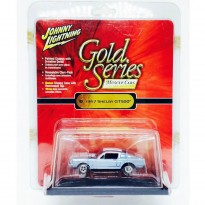Imagem - Ford: Shelby GT500 (1967) - Azul - Gold Series - 1:64 - Johnny Lightning