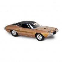 Imagem - Ford: Torino Sport (1972) - Dourado - 1:64 - Johnny Lightning