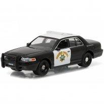 Imagem - Ford: Crown Victoria Police Interceptor - Hot Pursuit - Série 19 - 1:64 - Greenlight