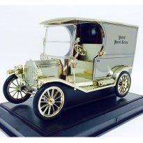 Imagem - Ford: Model T (1913) UPS - Nº 1 - Prata - 1:18 - Norscot