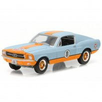 Imagem - Ford: Mustang #8 (1970) - GL Muscle - Série 16 - 1:64 - Greenlight