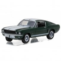 Imagem - Ford: Mustang (1967) - Verde - GL Muscle - Série 17 - 1:64 - Greenlight