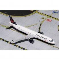 Imagem - Air Canada: Airbus A321 - 1:400 - Gemini Jets