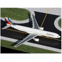 Imagem - Philippines Airlines: Airbus A330-300 - 1:400 - Gemini Jets