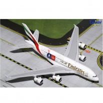 Imagem - Emirates: Airbus A380-800 - 1:400 - Gemini Jets