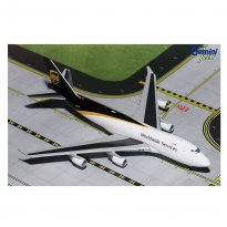 Imagem - UPS: Boeing 747-400F - 1:400 - Gemini Jets