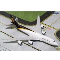 Imagem - UPS: Boeing 747-8F - 1:400 - Gemini Jets
