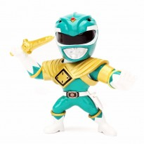 Imagem - Boneco Green Ranger M405 - Mighty Morphin Power Rangers - Metals Die Cast - Jada Toys