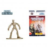 Imagem - Boneco Groot MV7 - Guardiões da Galáxia - Nano Metalfigs - Jada Toys