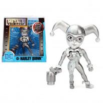 Imagem - Boneco Harley Quinn M395 - DC - Metals Die Cast - 2.5'' 6cm - Jada Toys
