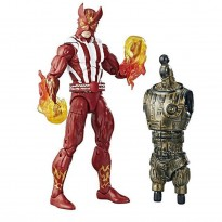 Imagem - Boneco Sunfire - X-Men - Marvel Legends Series - Hasbro