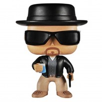 Imagem - Boneco Heisenberg - Breaking Bad - Pop! Television 162 - Funko