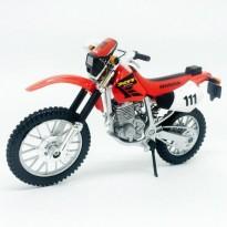 Imagem - Honda: XR 400R - 1:18 - Maisto