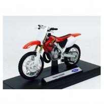 Imagem - Honda: CR250R - Vermelho - 1:18 - Welly
