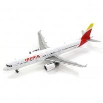 Imagem - Iberia: Airbus A321 - 1:400 - Gemini Jets