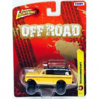 Imagem - International: Scout II (1978) - Amarelo - 1:64 - Johnny Lightning