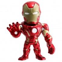 Imagem - Boneco Iron Man M46 - Capitão América Guerra Civil - Avengers - Metals Die Cast - Jada Toys