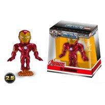 Imagem - Boneco Iron Man M501 - Marvel Avengers - Metals Die Cast - 2.5'' 6cm - Jada Toys