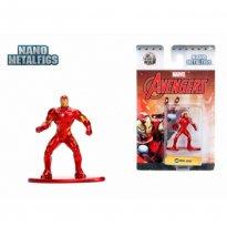 Imagem - Boneco Iron Man MV9 - Avengers - Nano Metalfigs - Jada Toys