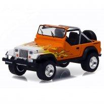 Imagem - Jeep: Wrangler (1991) - Motor World - Série 17 - 1:64 - Greenlight