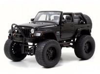 Imagem - Jeep: Wrangler (2007) - Off Road - Preto - 1:24 - Jada
