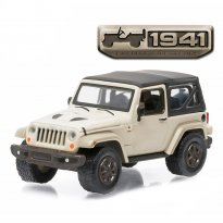 Imagem - Jeep: Wrangler 75th Anniversary Edition (2016) - 1:64 - Greenlight