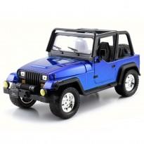 Imagem - Jeep: Wrangler - (1992) Just Trucks Azul - 1:24 - Jada