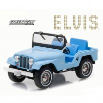 Imagem - Jeep: CJ5 (1963) - Elvis