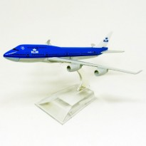 Imagem - KLM - Boeing 747 - HB Toys