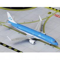 Imagem - KLM Royal Dutch Airlines: Embraer ERJ-190 - 1:400 - Gemini Jets