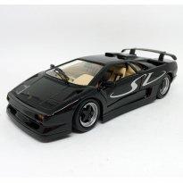 Imagem - Lamborghini: Diablo SV - Preta - 1:18 - Maisto
