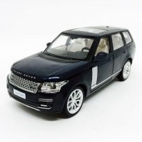 Imagem - Land Rover: Range Rover (2013) - C/ Luz e Som - California Action - 1:32 - California Toys