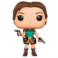 Imagem - Boneco Lara Croft - Tomb Raider - Pop! Games 168 - Funko