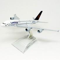 Imagem - Lufthansa - Airbus A380 - HB Toys