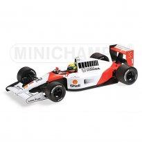 Imagem - McLaren Honda: MP4/6 (1991) - #1 Ayrton Senna - 1:18 - Minichamps
