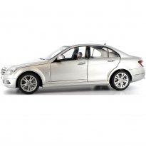 Imagem - Mercedes Benz: C-Klasse - Prata - 1:18 - Autoart