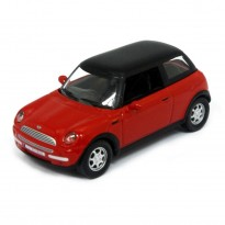 Imagem - Mini Cooper - Vermelho - 1:64 - California Toys