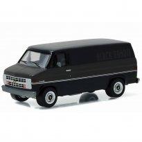 Imagem - Chevrolet: G20 (1986) - Black Bandit - Série 16 - 1:64 - Greenlight