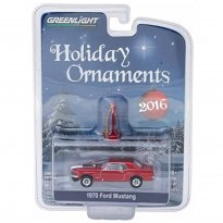 Imagem - Ford: Mustang (1970) - Holiday Ornaments - Série 1 - 1:64 - Greenlight